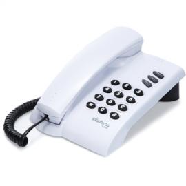 TELEFONE COM FIO PLENO CINZA ARTICO COM CHAVE