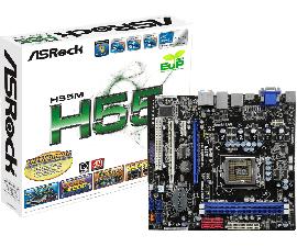 Mother Foxconn H55 CYBAF-10-H55 DDR3 USB 2.0 Vga/Hdmi LGA 1156