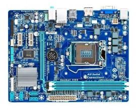 Mother FoxConn H61 CYBH61 DDR3 USB 2.0 Vga/Hdmi LGA 1155 Box