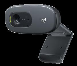 Web Cam Logitech C270 HD 720p -PROMOÇÃO APENAS PARA O SITE