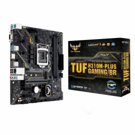 Placa Mãe Asus TUF H310M-PLUS Intel 1151 8/9Ger DDR4 mATX