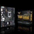 Placa mãe p/intel asus h310m-plus tuf gaming lga 1151 ddr4 matx