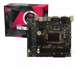 Mother Afox H55 IH55-MA4 DDR3 USB 2.0 Vga/Hdmi LGA 1156