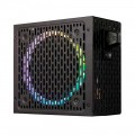 Fonte 650W Raimbow RGB 80 Plus Bronze PFC Ativo Bi automat RB650